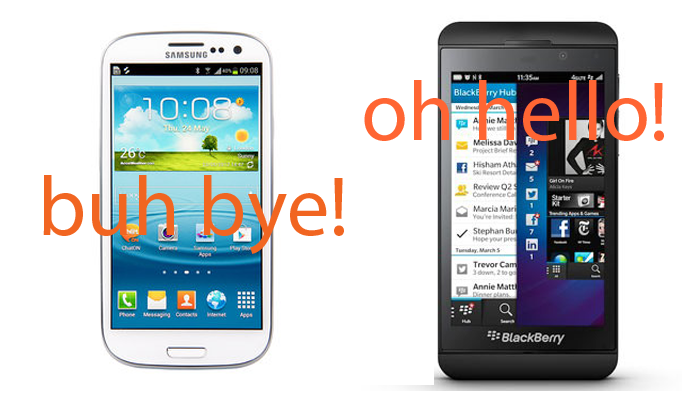 Final Thoughts: 5 reasons why I left Android for the Blackberry Z10